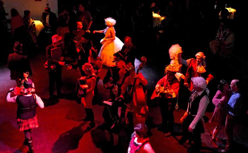 Bal viennois et autres valses - Grand bal masqué et costumé 9