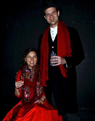 Bal viennois et autres valses - Grand bal masqué et costumé 20