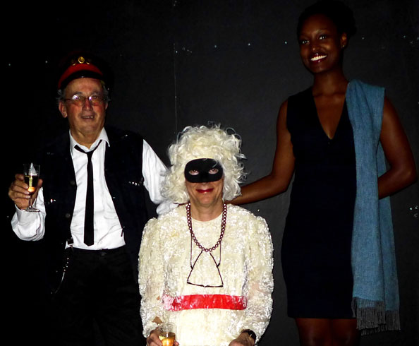 Bal viennois et autres valses - Grand bal masqué et costumé 23