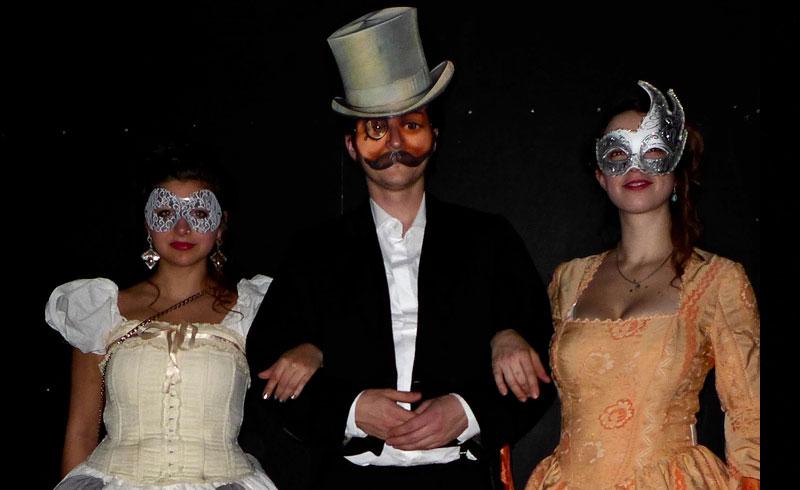 Bal viennois et autres valses - Grand bal masqué et costumé 25