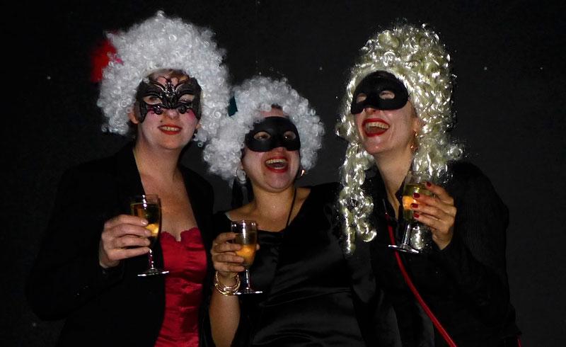 Bal viennois et autres valses - Grand bal masqué et costumé 1