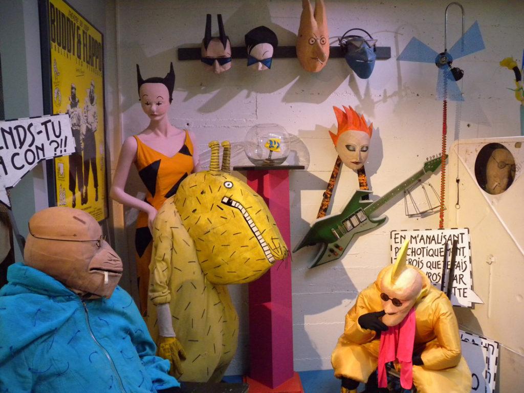 MUZOO La Collection du Théâtre du Loup / Fête et inauguration 8