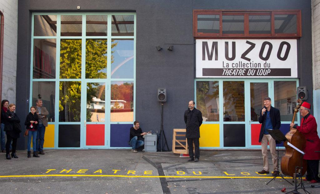 MUZOO La Collection du Théâtre du Loup / Fête et inauguration 15