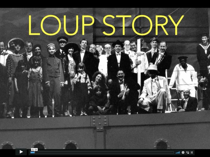 """""""Loup Story"""", le film qui retrace l'histoire du Théâtre du Loup"""